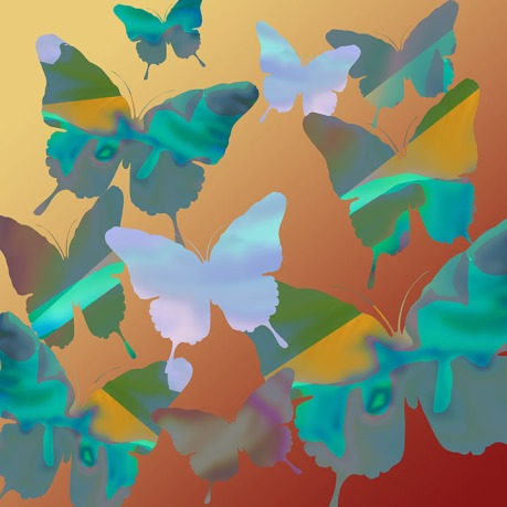 butterfly-shape-cutouts