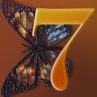 7 Butter-Flyday - Au Revoir August