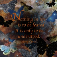 Quote of the Day - Nothing in life is...
