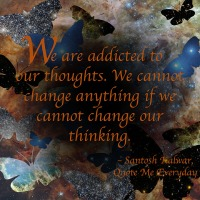 Quote of the Day - We are addicted...