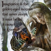 Quote of the Day - Imagination is...